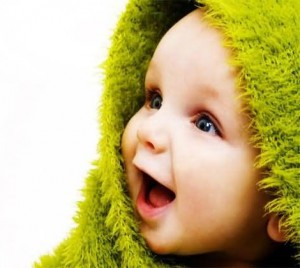 Cute-baby-Laughing
