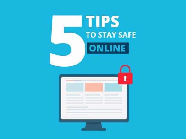 5 Tips to stay safe online | Smart Clouds